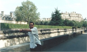 En plena alegría parisina