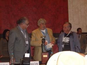 Tres grandes: Aragonés, Naranjo y Rius
