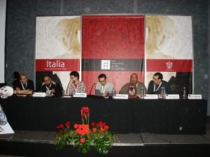 Para la presentación de Producciones Balazo nos incorporamos Clement y yo, poquito despues se nos unió Adriano