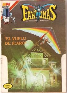 fantomas Icaro