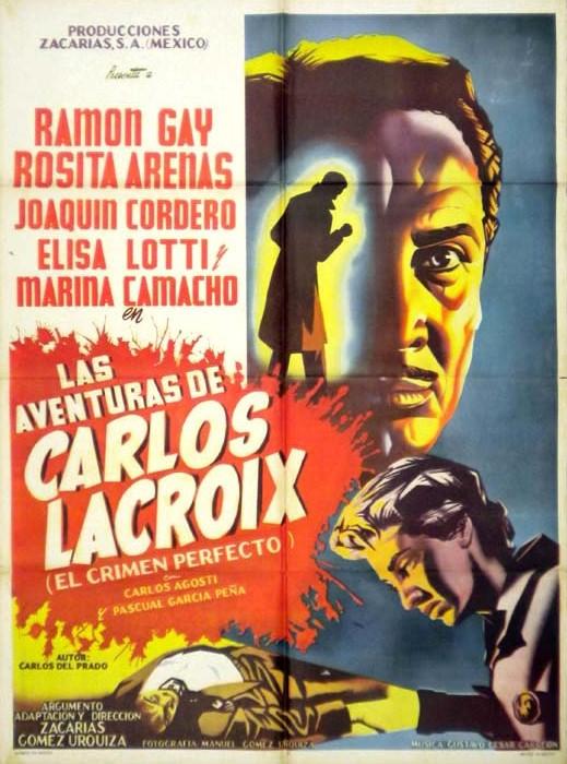 El Misterio De La Cobra Carlos Lacroix