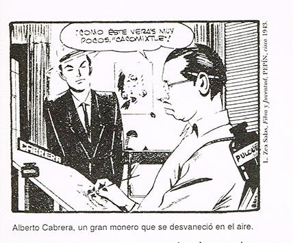 Imagen tomada del libro Puros Cuentos de Armando bartra y Juan manuel Aurrecoechea